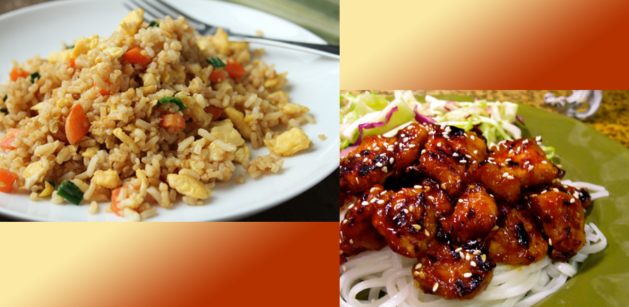 two healthy chinese recipes