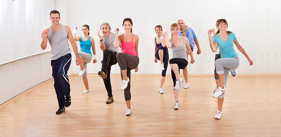 Aerobic Effort for Good Fitness
