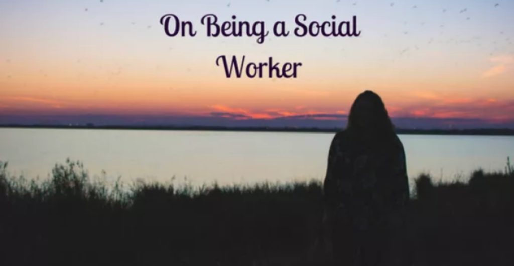 Becoming a Social Worker – The First Year