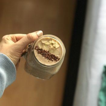 Keto Collagen Chocolate Smoothie