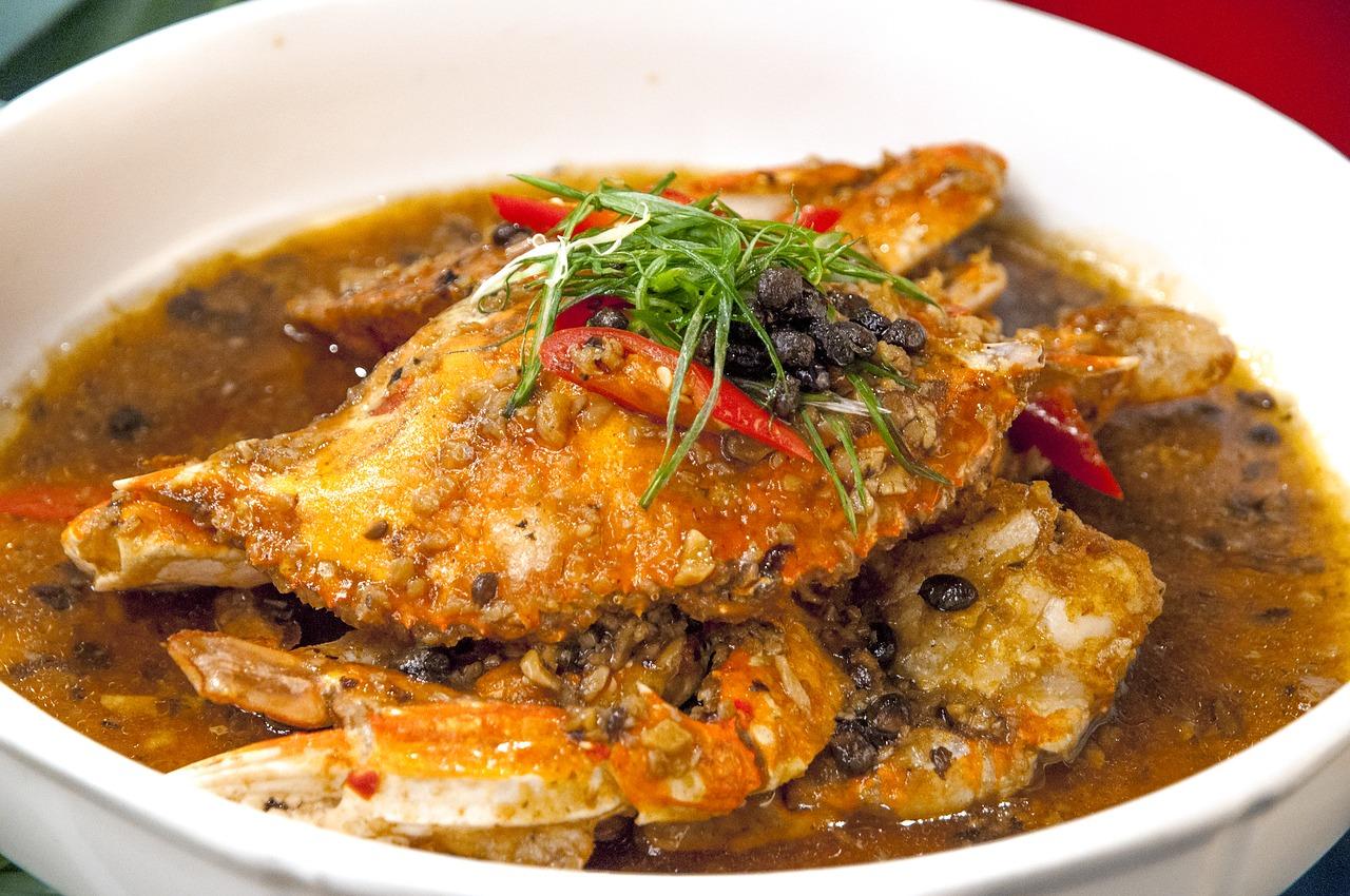 Simple Low-Carb Crab Soup