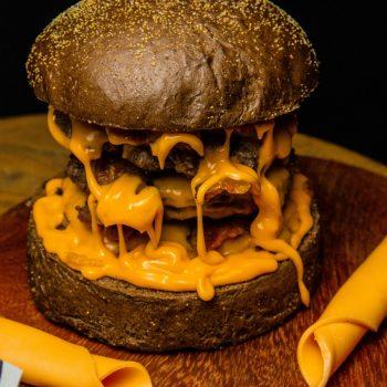 Keto Cheese Burger