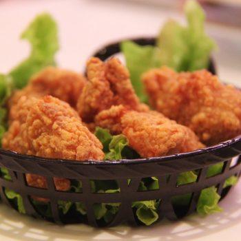 Buffalo Keto Chicken Tenders