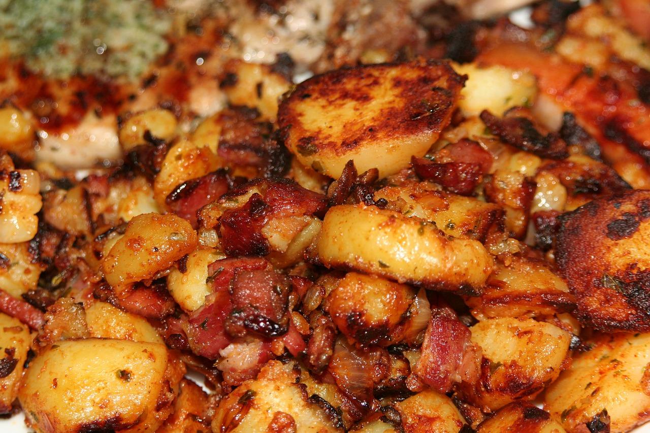 Keto Potatoes For Breakfast