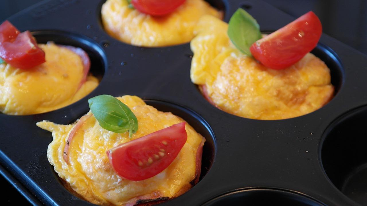 Healthy keto Egg Bites