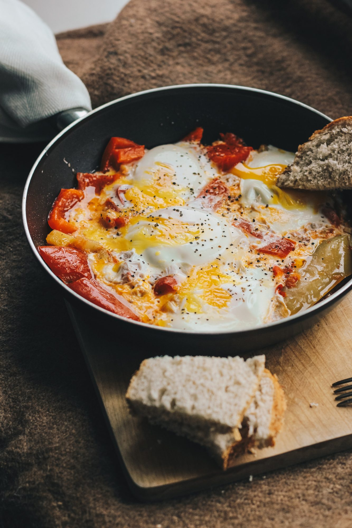 Simple Keto Breakfast Bowl