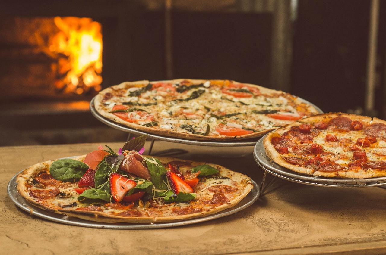 Quick Keto Pizza