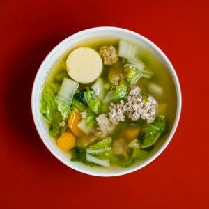 Slow-Cook Keto Toscana Soup