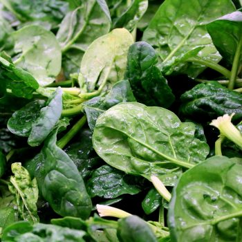 keto spinach salad